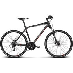 "2018 KROSS 28"" EVADO 5 vel.19"" - black/red matt"