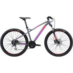 "27,5"" SILVERBACK 2019 Splash 2 - 17"" - granite grey/ pure purple/ watermelon red"