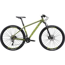 "29"" SILVERBACK 2019 Spectra Comp - 18""/M - military green/ peridot lime/ sage green"