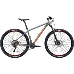"29"" SILVERBACK 2019 Spectra Elite - 18""/M - granite grey/ summer orange/ hot red"