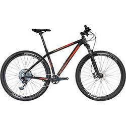 "29""  SILVERBACK 2020 Sola 1 - 20""/L - aston black/ vibrant orange"