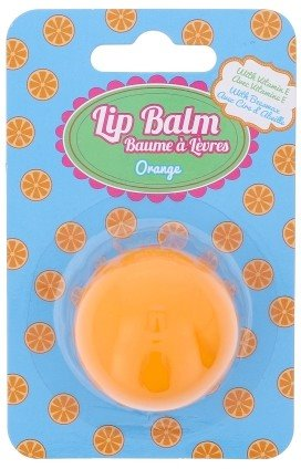 2K Fabulous Fruits Lip Balm 5g - Orange