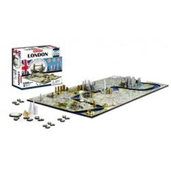 4D PUZZLE Cityscape Time panorama Londýn