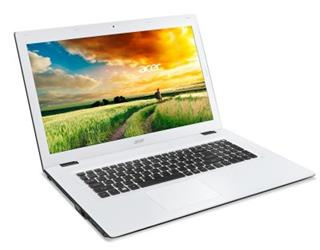 Acer Aspire E17 Cotton White (E5-772-39GH) (NX.MVFEC.002)