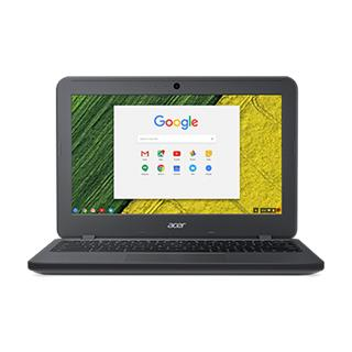 Acer Chromebook 11 N7 Steel Gray (C731T-C0YL) (NX.GM9EC.001)