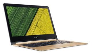 Acer Swift 7 Shale Black + Luxury Gold (SF713-51-M1GV) (NX.GK6EC.001)