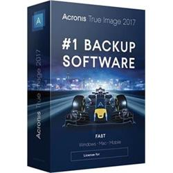Acronis True Image 2017 CZ BOX pro 5 PC (TH5ZB2CZS)