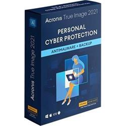 Acronis True Image Advanced Protection Subscription - předplatné na 1 rok, 5 PC, ESD