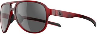 ADIDAS Eyewear PACYR - red havanna - grey