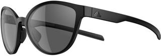 ADIDAS Eyewear TEMPEST - black matt - grey