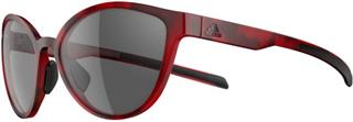ADIDAS Eyewear TEMPEST - red havanna - grey
