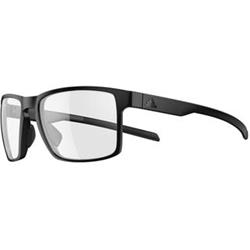 ADIDAS Eyewear WAYFINDER  - black matt - VARIO Clear - Grey