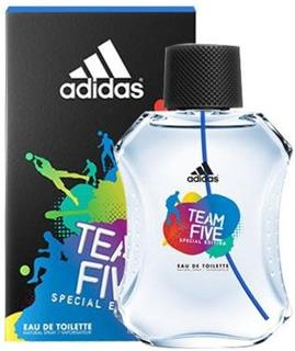 Adidas Team Five EdT 100ml
