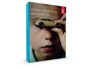 Adobe Photoshop Elements 14 ENG (65263874)