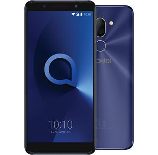 Alcatel 3X 5058I Metallic Blue