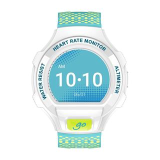 ALCATEL ONETOUCH GO WATCH SM03, White/Green&Blue