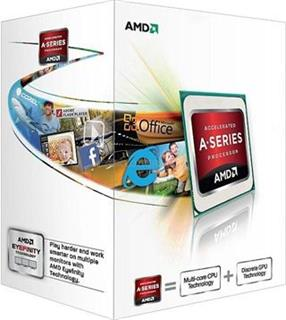AMD A4-5300 Trinity (AD5300OKHJBOX)