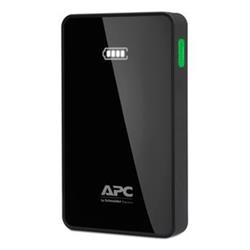 APC Mobile Power Pack, 5000mAh Li-polymer, Black M5BK-EC