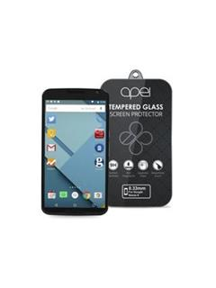 Apei Slim Round Glass Protector (0,3mm) pro Google Nexus 6 (displej)