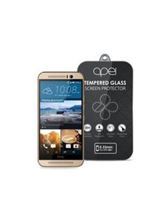 Apei Slim Round Glass Protector (0,3mm) pro HTC One M9+ (displej)