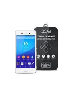 Apei Slim Round Glass Protector (0,3mm) pro Sony Xperia M4 Aqua (displej)