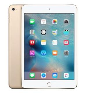 APPLE iPad mini 4 Wi-Fi + Cellular 128GB Gold (mk782fd/a)