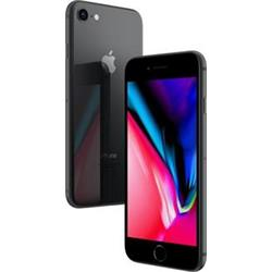 APPLE iPhone 8 64GB,verze CZ,Space Grey (mq6g2cn/a)