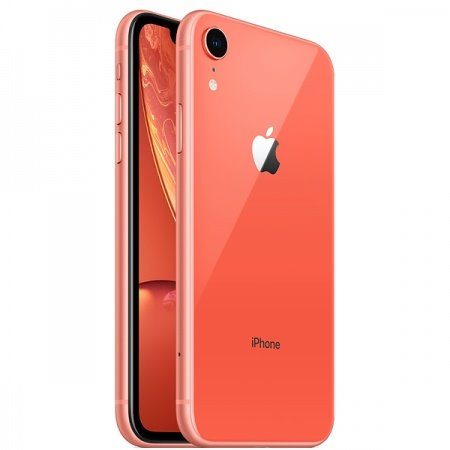 APPLE iPhone XR 64GB verze CZ Coral
