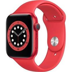 APPLE Watch Series 6 44mm PRODUCT (RED) Aluminium Case with PRODUCT(RED) Sport Band - Regular