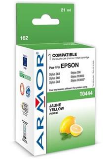 ARMOR cartridge pro EPSON C64/66/84/86/CX4600/6400 Yellow (T044440) - alternativní