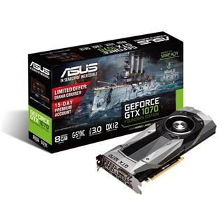 ASUS GeForce GTX 1070 Founders Edition (GTX1070-8G)