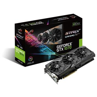 ASUS GeForce GTX 1070 ROG STRIX-GTX1070-8G-GAMING