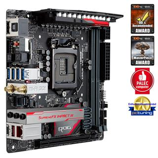 ASUS MAXIMUS VIII IMPACT Gaming MB