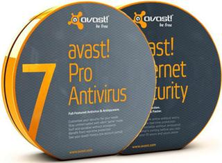 avast! Internet Security 10 lic. 2 roky