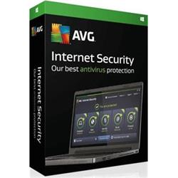 AVG Internet Security, 1 lic. 2 roky, nová licence, elektronicky