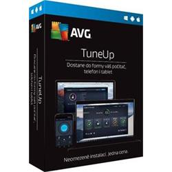 AVG TuneUp Unlimited, 2 roky, elektronicky