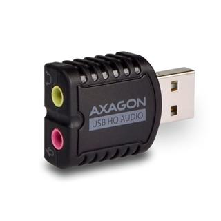 AXAGON ADA-15 USB - HQ audio mini adaptér