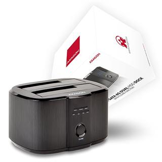 AXAGON ADSA-ST USB 3.0 dual HDD dock