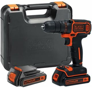 Black&Decker BDCDC18K1B