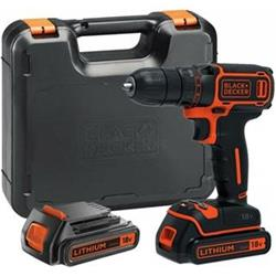 Black&Decker BDCDD186KB
