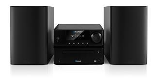 BLAUPUNKT Micro systém MS35BT FM/CD/MP3/USB/Bluetooth