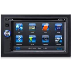 BLAUPUNKT SanDiego 530 World, DVD/MP3/WMA/Radio, USB, 2DIN