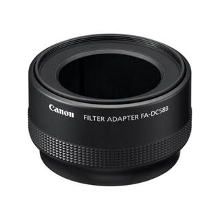 Canon adaptér na filtry FA-DC58B pro G10/G11/G12