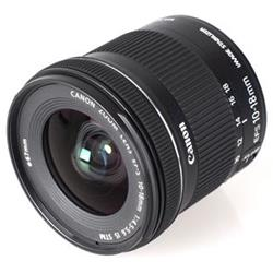 CANON objektiv EF-S 10-18mm f/4,5-5,6 IS STM