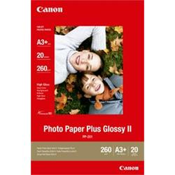 Canon PP-201 A3+ Photo Paper Plus Glossy II 20sheets 260g/m2 *****