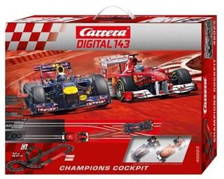 CARRERA DIGITAL 143 CHAMPIONS COCKPIT