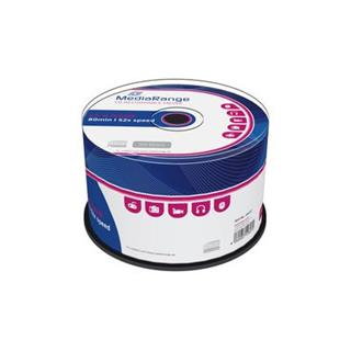 CD-R MediaRange 700MB 52x SPINDL (50pack)