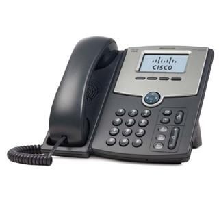 Cisco SPA502G SIP VoIP Phone/telefon, 1 linka, 1xLAN, PoE a PC Port, displej