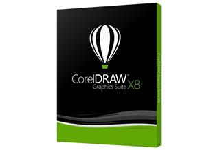 Corel DRAW Graphics Suite X8 Education Lic (5-50) - LCCDGSX8MULA2