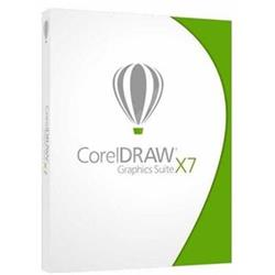 CorelDraw Graphics Suite X7, Small Business Edition Box (CDGSX7CZPLDBSBE)